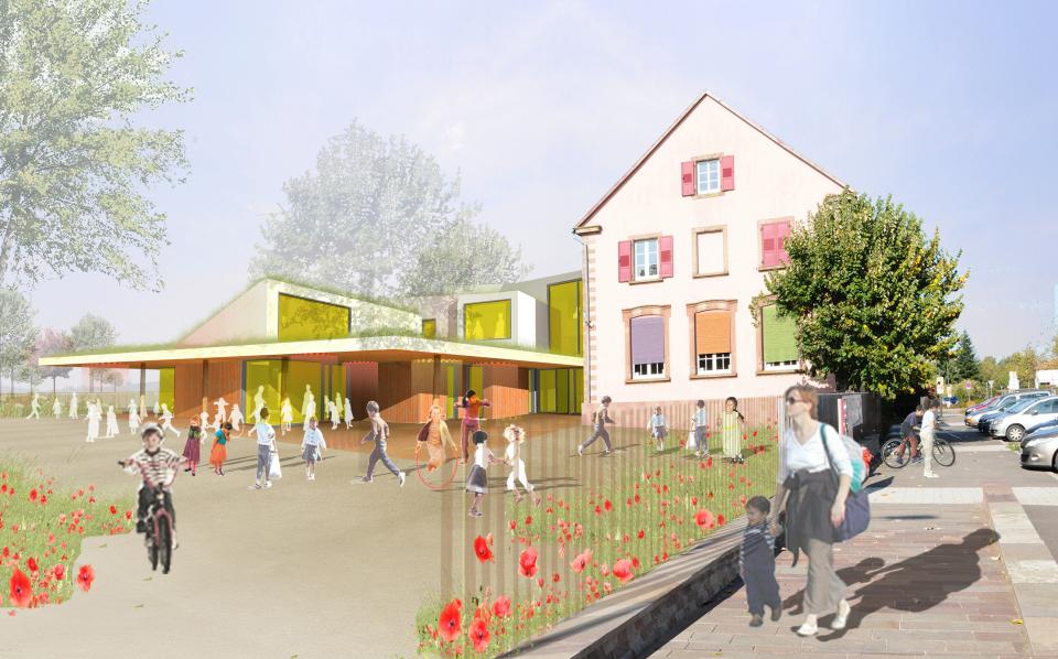 Ecole de Batzendorf (67)