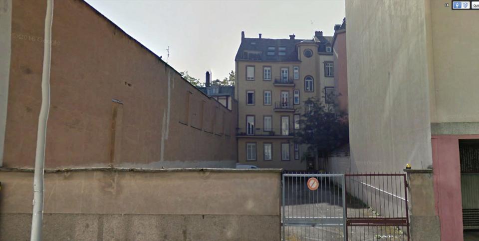 Logements collectifs à Strasbourg (67)