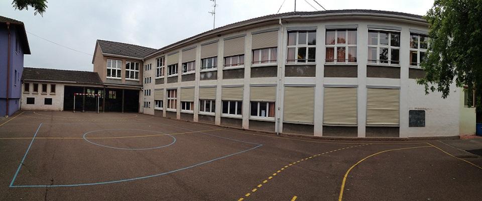 Groupe scolaire de Muttersholtz (67)