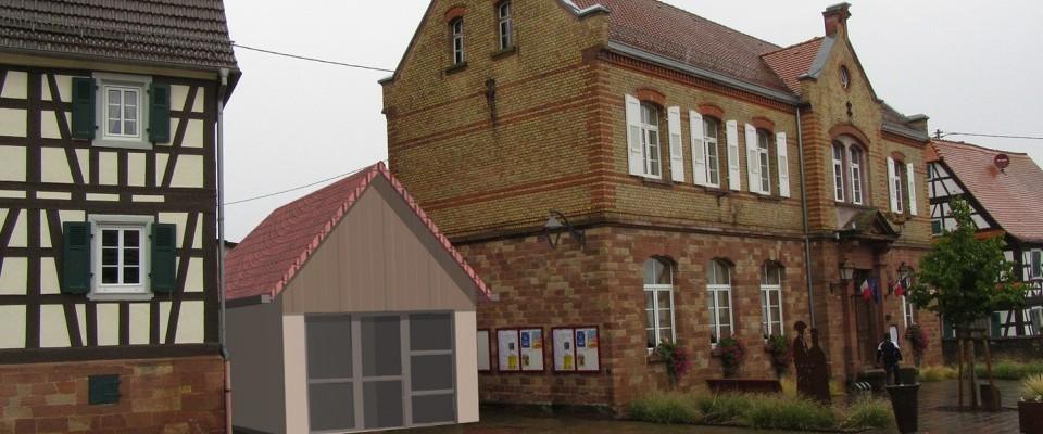 Centre socioculturel de Schleithal (67)