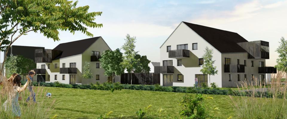 Logements collectifs à Weyersheim (67)