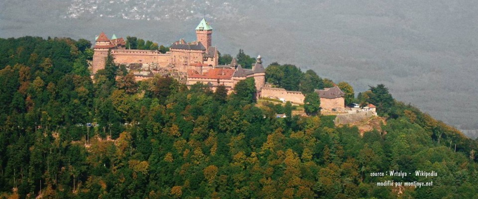 Château du Haut Koenigsbourg (67)
