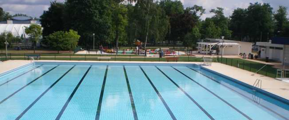 Piscine intercommunale de Bischwiller (67)