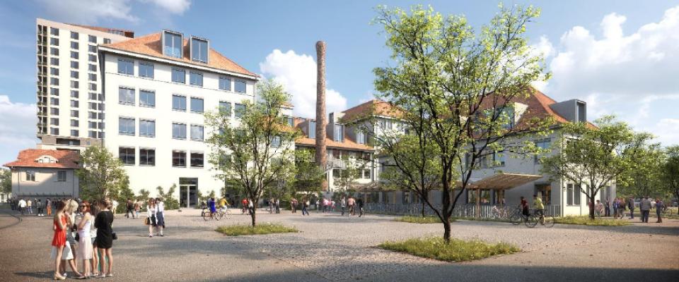 Bureaux et commerces KaléidosCOOP à Strasbourg (67)