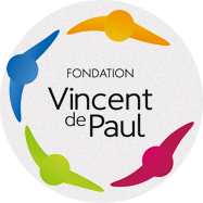 Logo Fondation Vincent de Paul