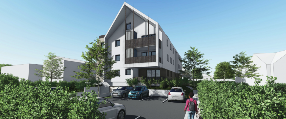 24 logements collectifs à Eschau