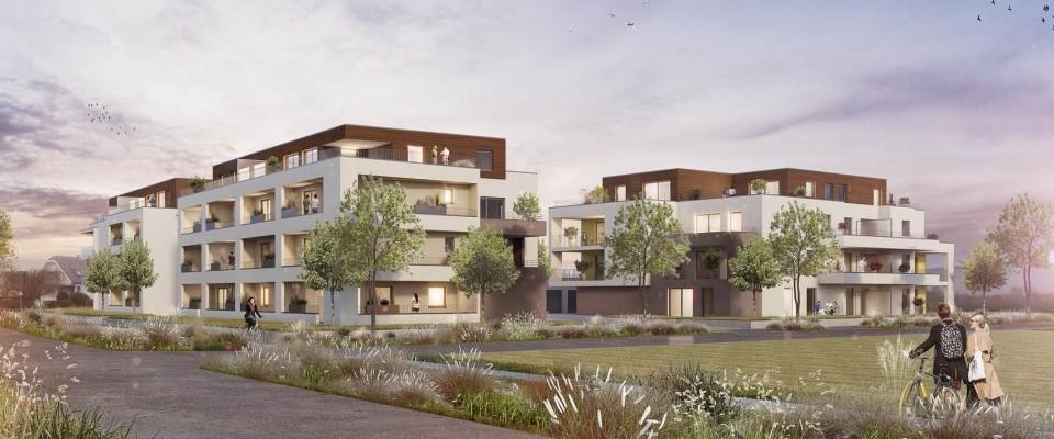 41 logements collectifs à Gambsheim