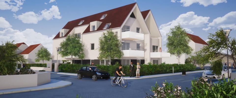 9 logements collectifs à Geispolsheim