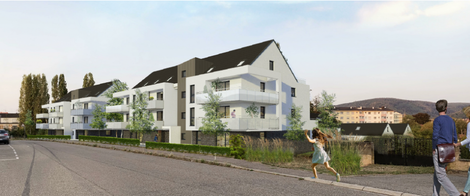 82 logements collectifs à Saverne